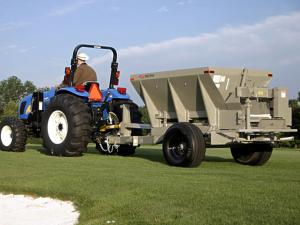 lime fertilizer spreader